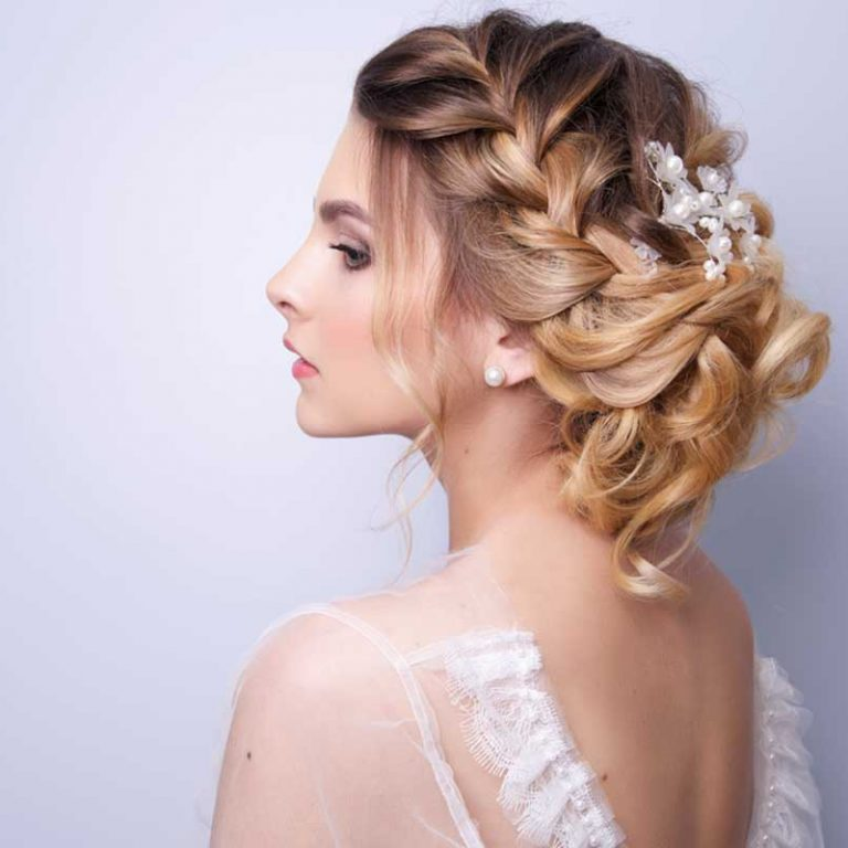 Wedding Hair & Special Occasions